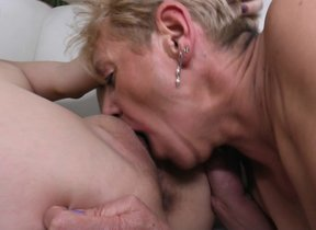 One horny old and young lesbians forward jilted