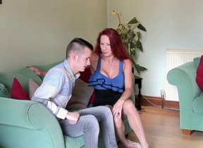 Hot big breasted British MILF prosecution will..
