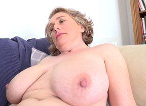 Mature big breasted Camilla loves shafting and..
