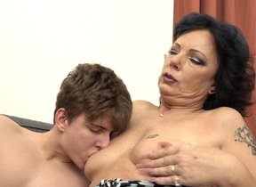 Two unpredictable intensify Milfs share their..